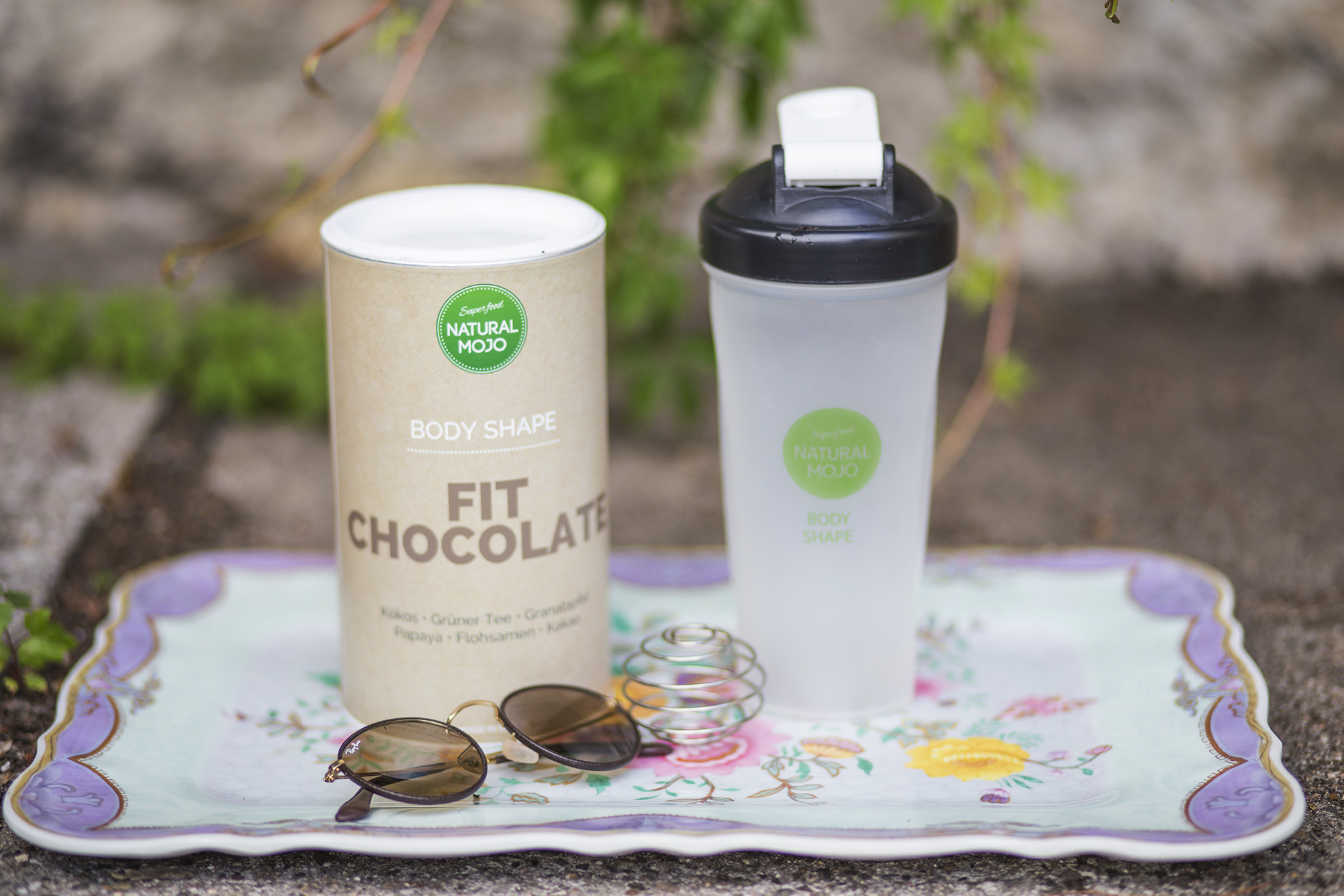 Natural Mojo-Fit Choclate