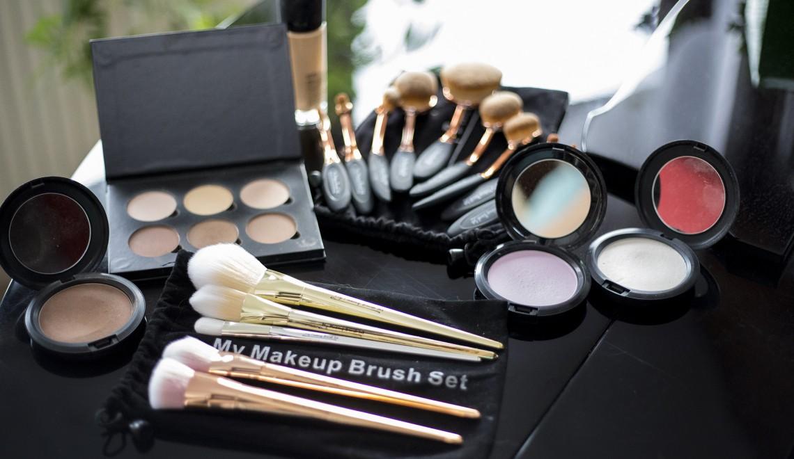 My Makeup Brush Set_4
