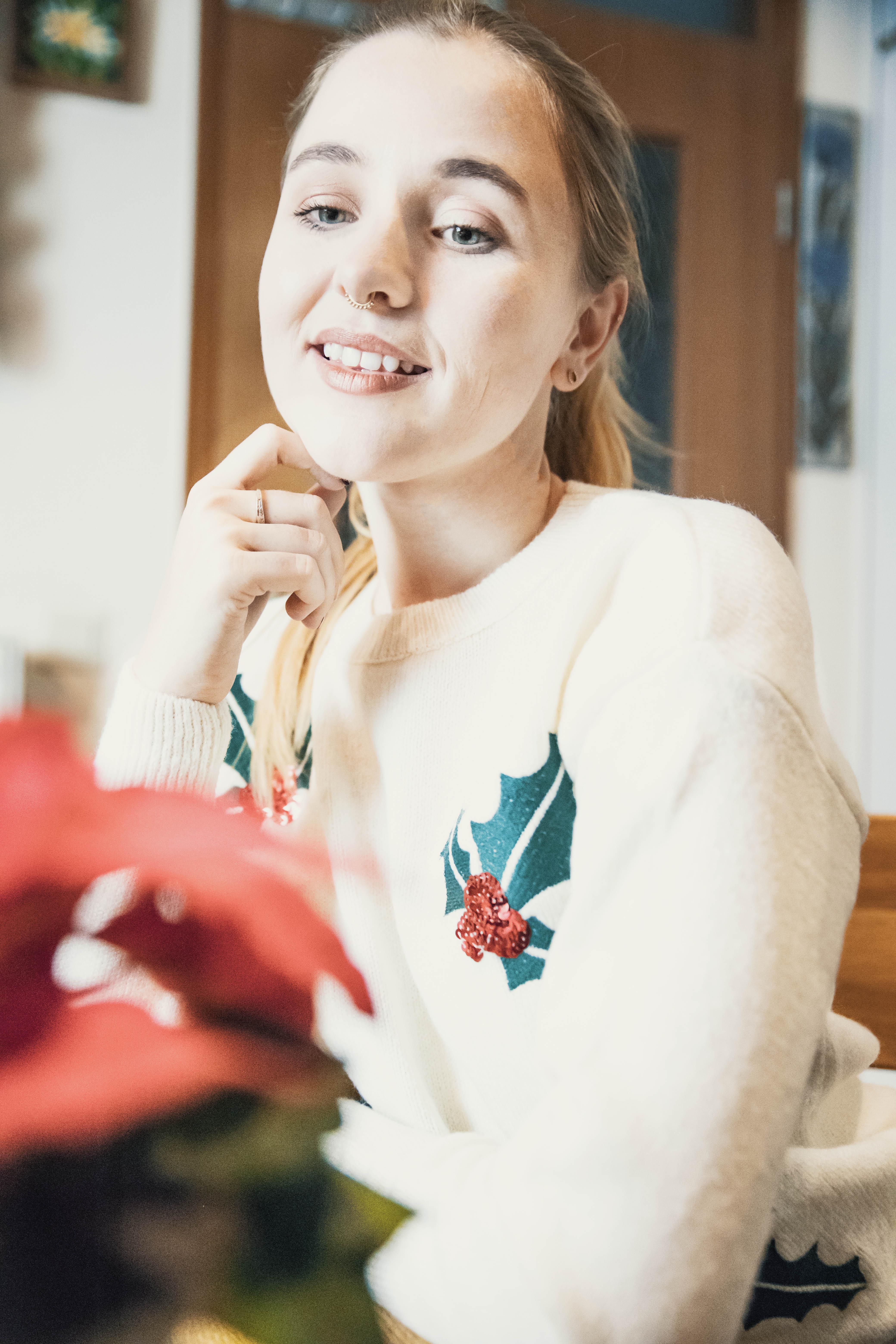 Christmas Haul Pullovers Weihnachtshaul Pullover Morning Elegance Adventskalender