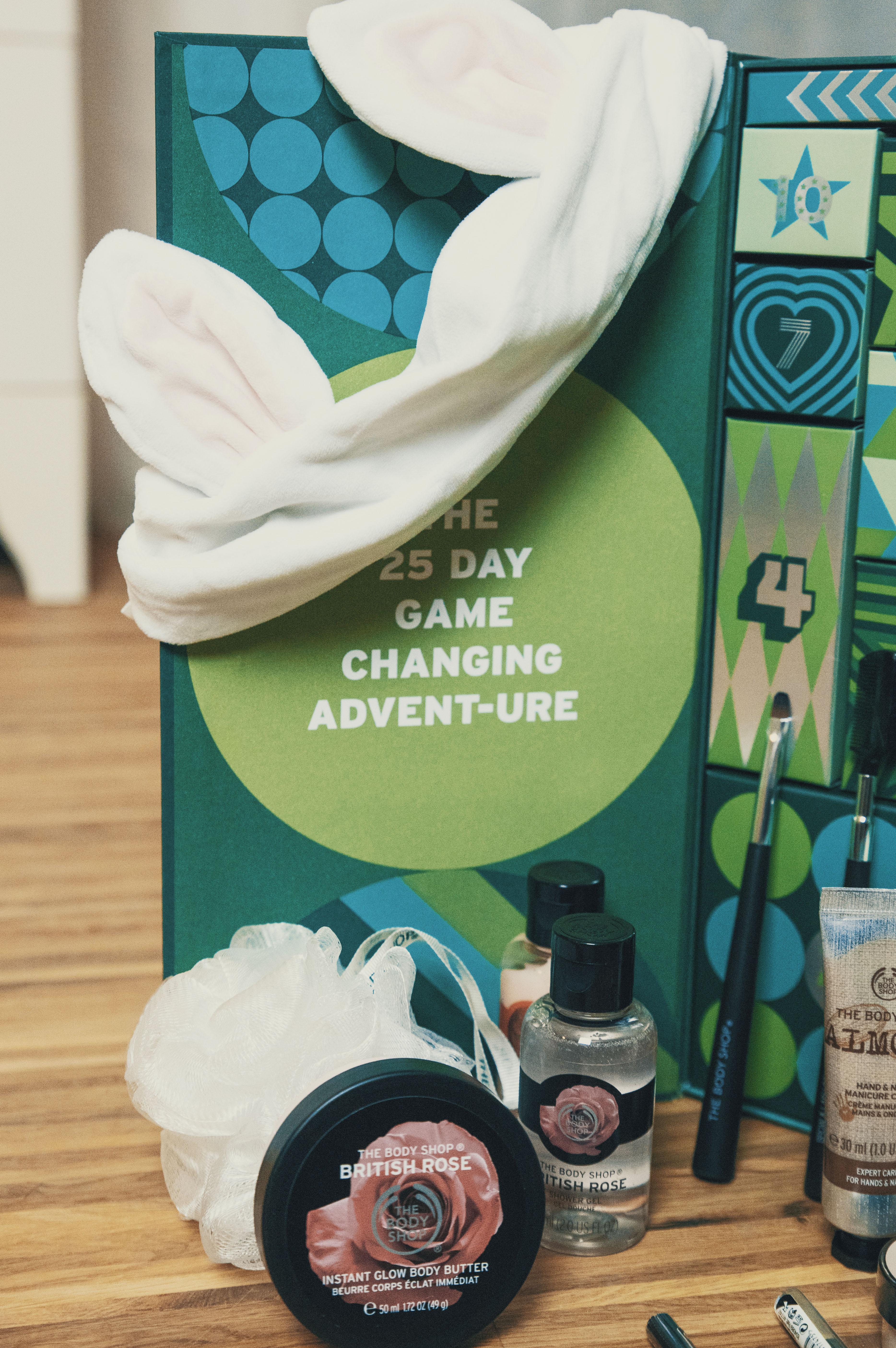 The Body Shop Advent Calendar