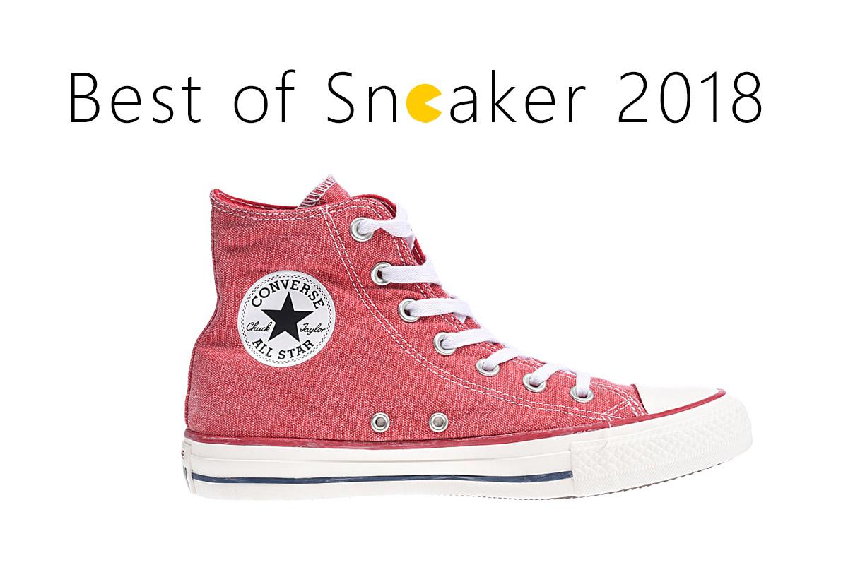 Die coolsten Sneaker 2018
