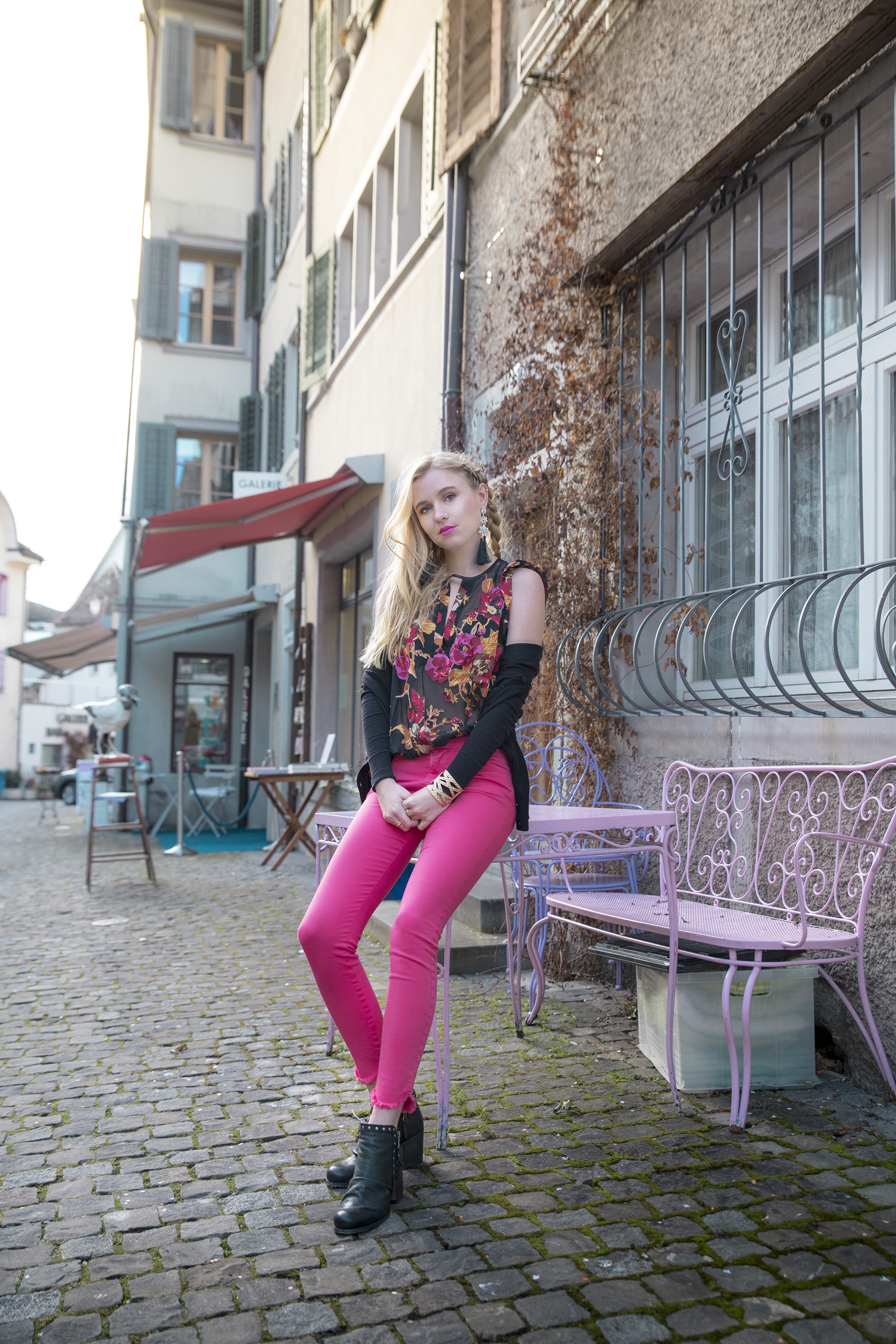 Pink Pants: Knallpinker Start in die neue Frühlings-Saison mit Incognito