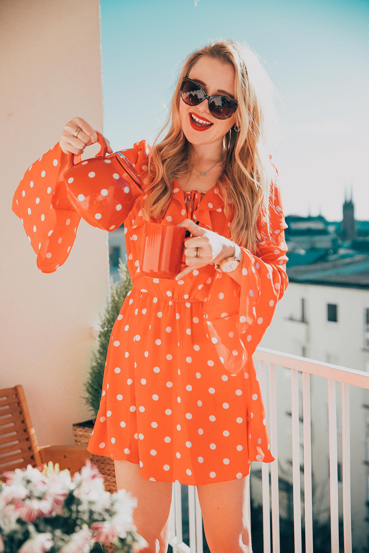 Morning Elegance Ein Tag in meinem Leben als Blogger und Influencer | Instagram Fotos machen