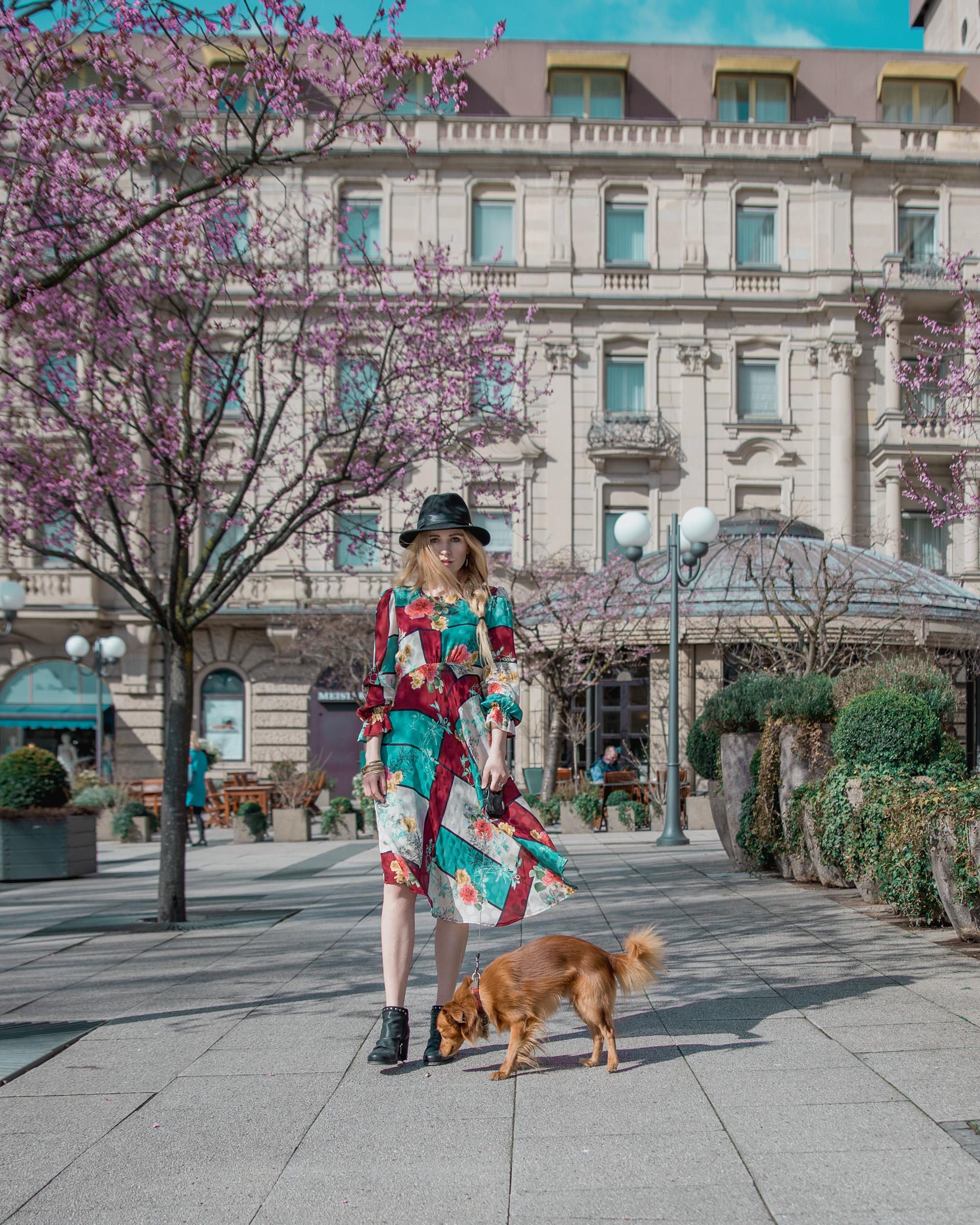 Der Frühling ist da! - Frühling / Sommer 2018 mit Dixie und Incognito