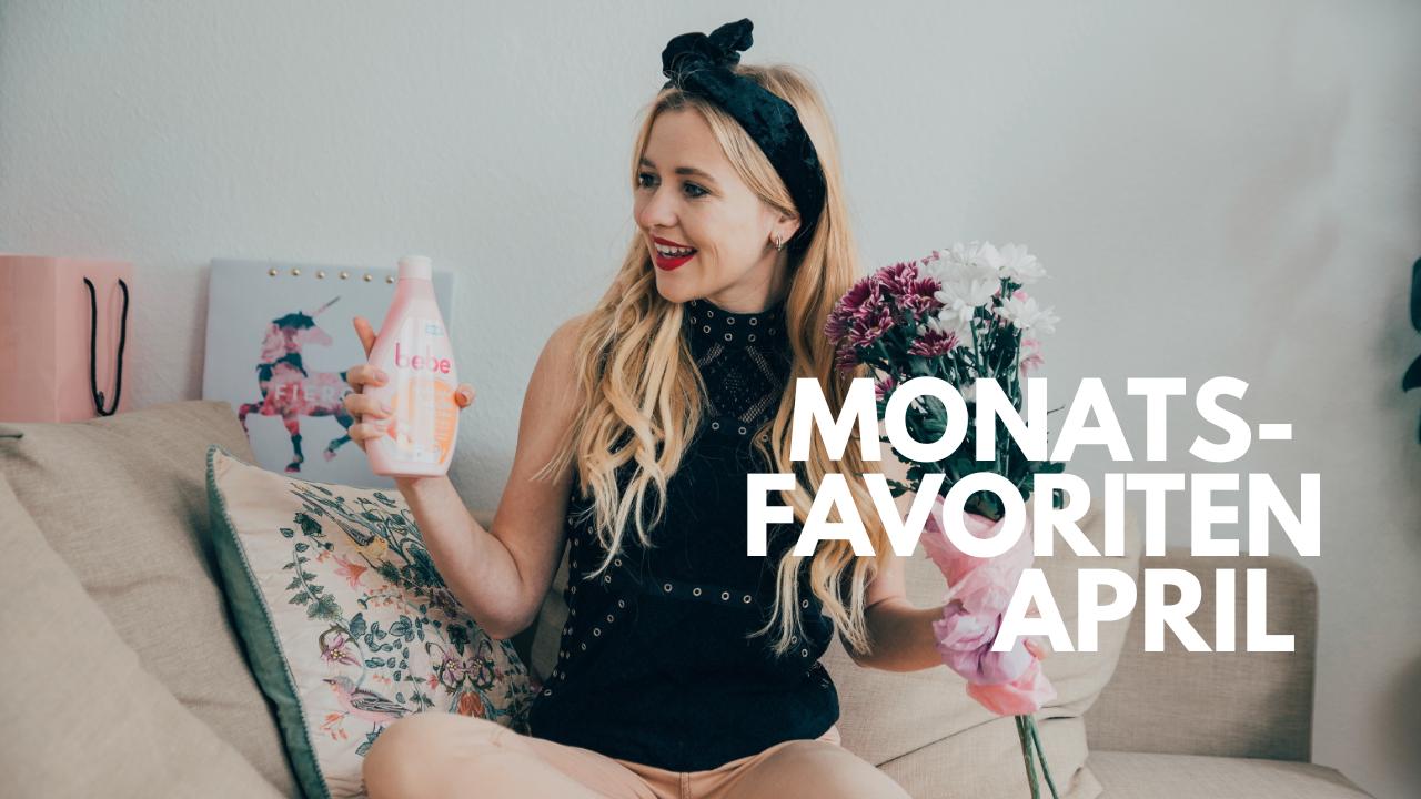 Monatsfavoriten April 2018: Kosmetik, Stationary und etwas ganz besonderes | Morning Elegance