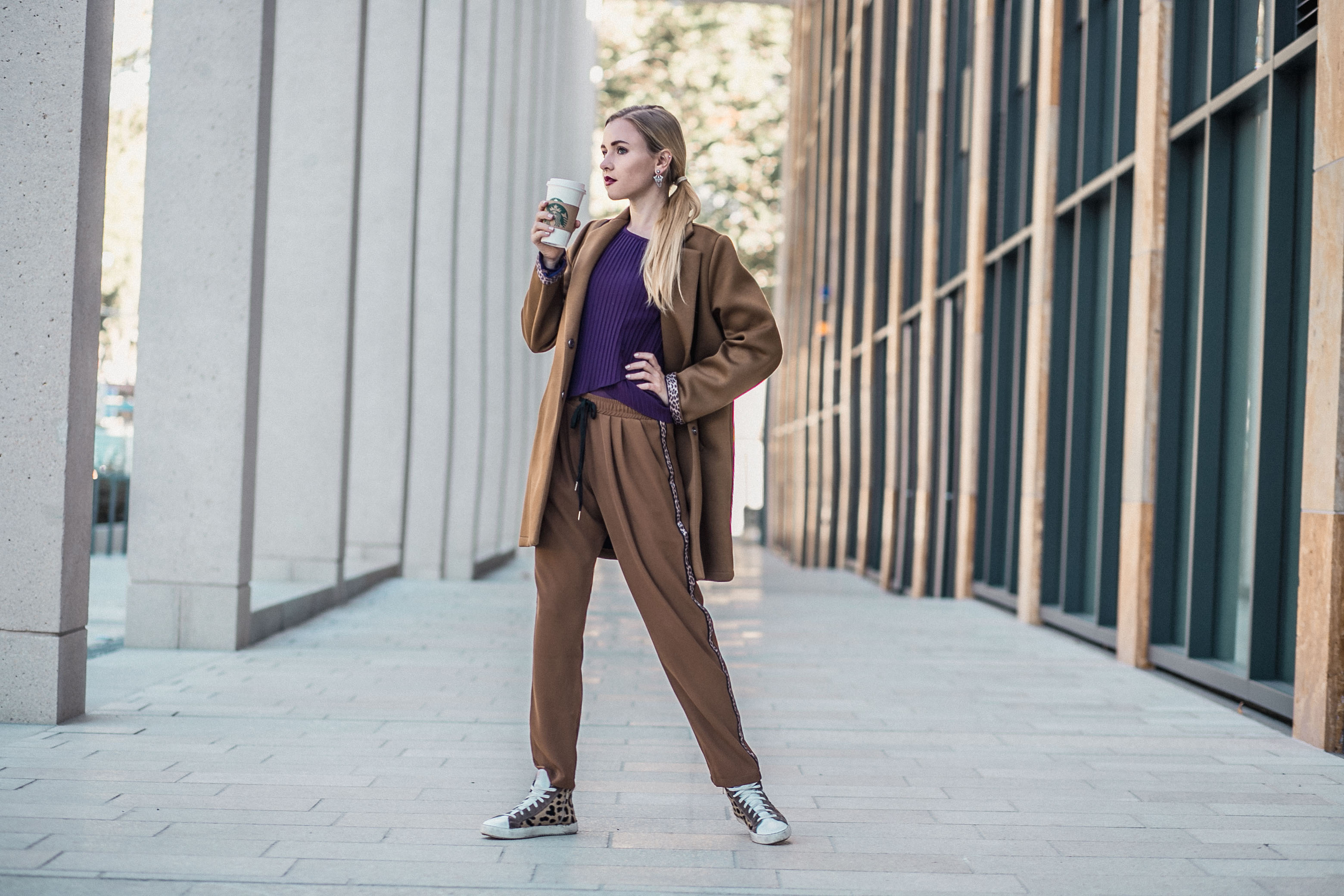 Herbst Trend: Casual City Look mit Incognito Morning Elegance